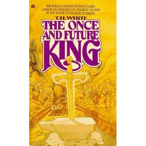 an examination of the book the once and future king by t h white Our reading guide for h is for hawk by helen and turned to the guidance of the once and future king author th white's with a parallel examination of a.