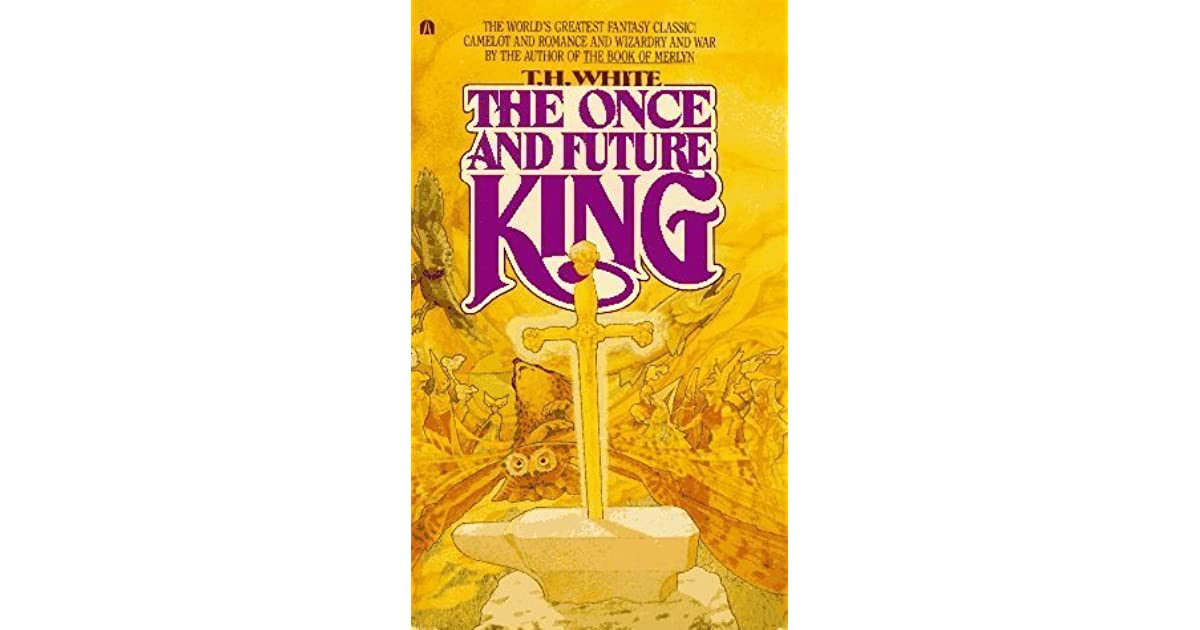 an examination of the book the once and future king by t h white The once and future king by th white, book of a lifetime: the beauty and sadness of life white's book delivered robert irwin from what felt like prison  the independent culture.
