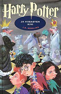 Harry Potter ja viisasten kivi by J.K. Rowling
