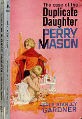The Case of the Duplicate Daughter (Perry Mason, #62)