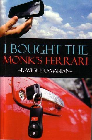 I bought the monks Ferrari