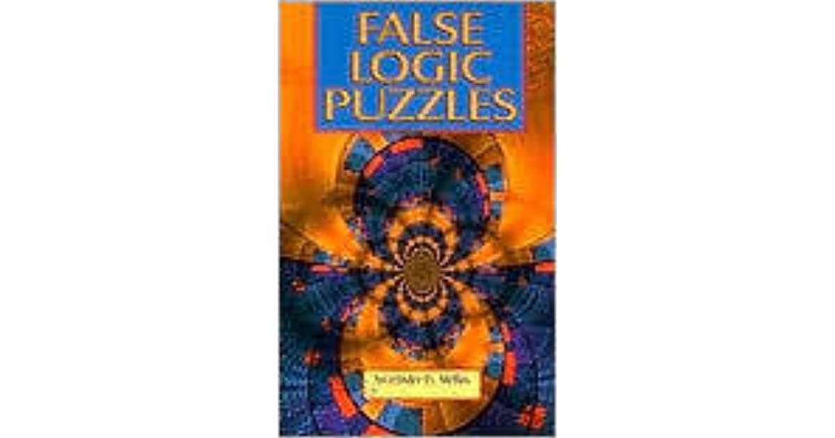 False Logic Puzzles By Norman D Willis