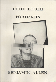 Photobooth Portraits by Benjamin Allen