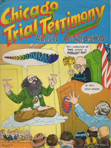 Chicago Trial Testimony by Allen Ginsberg