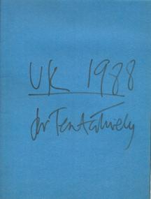 UK 1988 by Stephen Perkins