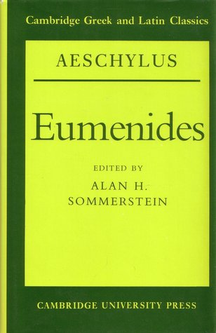 Eumenides by Aeschylus
