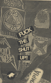 Fuck the Shut Up!! by Fly