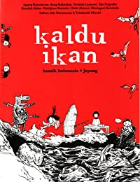 Kaldu Ikan: Komik Indonesia + Jepang