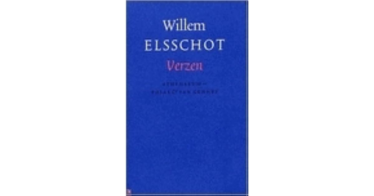 Verzen By Willem Elsschot
