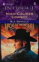 High-Caliber Cowboy (McCalls' Montana #4)