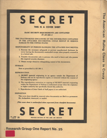 The American Ruling Class is Crazy by The Bureau of Public Secret...