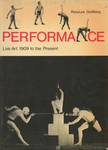 Performance by Roselee Goldberg