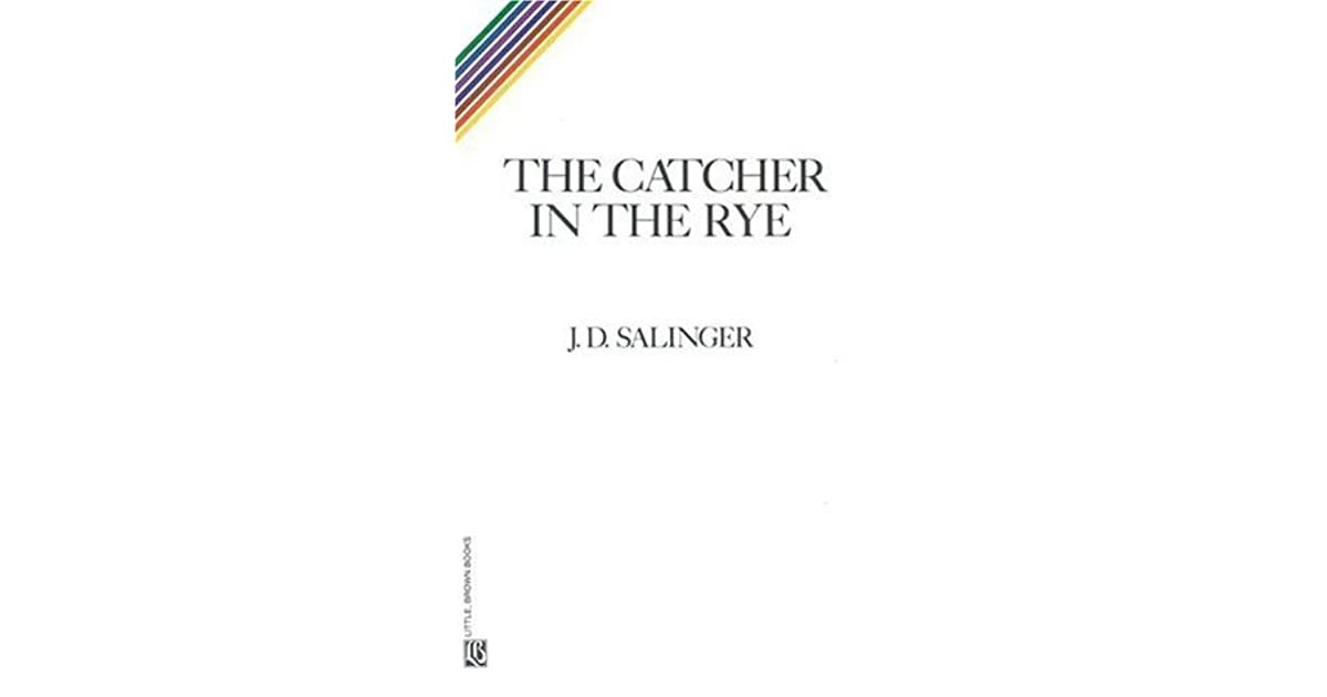 a personal reflection on j d salingers catcher in the rye Although all novels are different, they seem to share a common notion: the reflection of reality through the eyes of the author even though a novel is a.