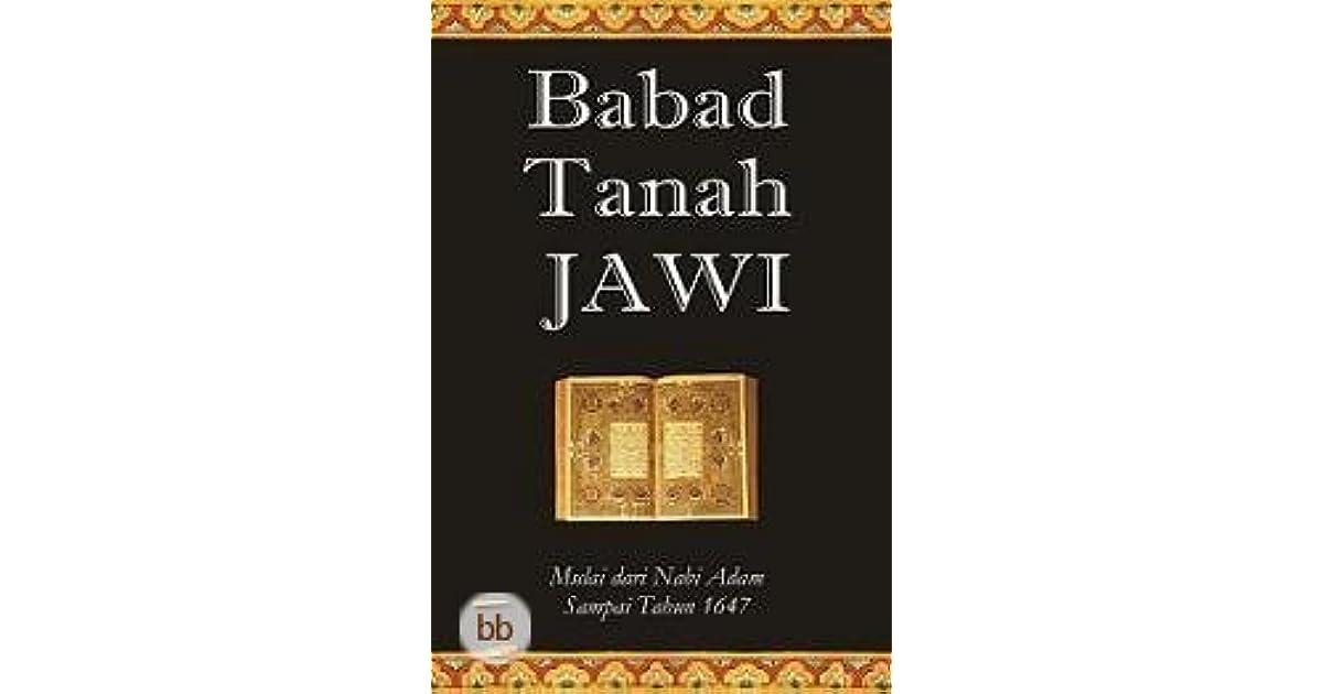Buku Babad Tanah Jawa Pdf