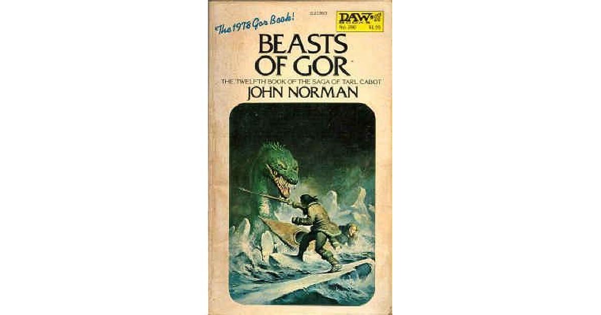 Beasts of gor gor 12 by john norman fandeluxe Epub