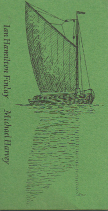 Who owned the last Norfolk Wherry? by Ian Hamilton Finlay
