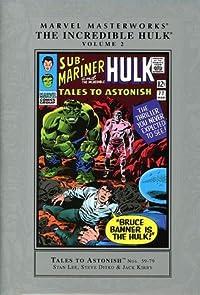 Marvel Masterworks: The Incredible Hulk, Vol. 2