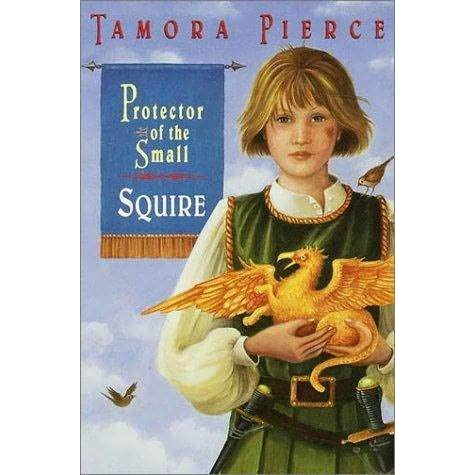 Squire (Protector of the Small, #3) by Tamora Pierce