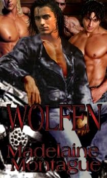 Wolfen (Wolfen, #1)