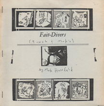 Fait-Divers by Mok Hossfeld