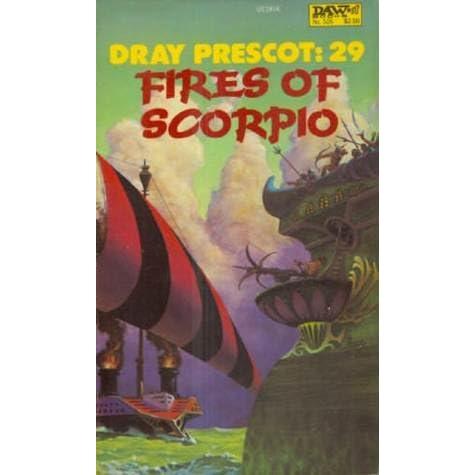 Fires of Scorpio (Dray Prescot Book 29)