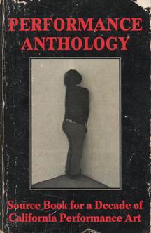 Performance Anthology by Carl E. Loeffler