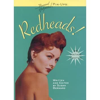 Bernard Hollywood Pin Redhead Ups