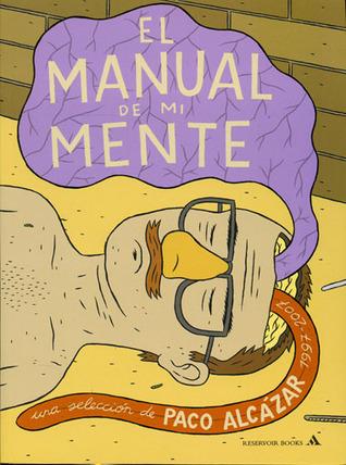El manual de mi mente by Paco Alcázar