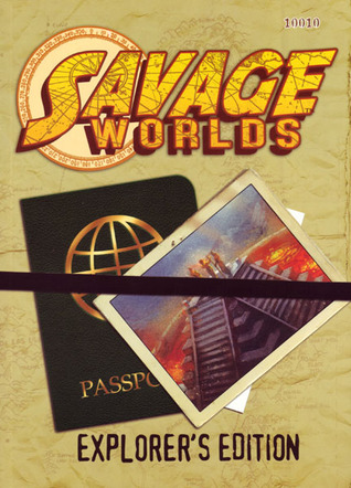 Savage Worlds Explorer's Edition