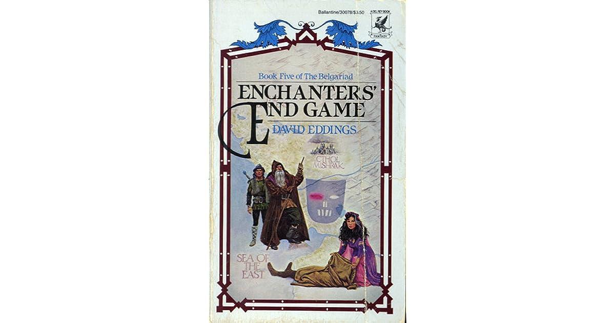 Ebook Enchanters End Game The Belgariad 5 By David Eddings