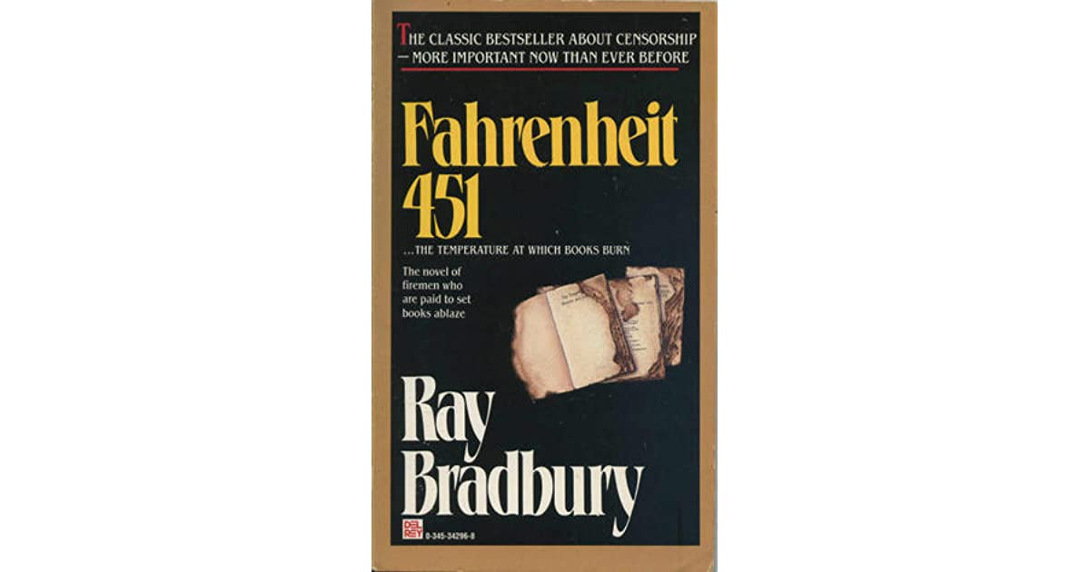 professional book reviews fahrenheit 451 92 book reviews of fahrenheit 451by ray bradbury its fire department is used to burn books and of course fahrenheit 451 is the temperature at which books burn.