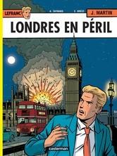 Londres en péril Jacques Martin, Taymans, André, Drèze, Erwin