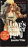 Love's Tender Fury (Marietta Danver Trilogy, #1)