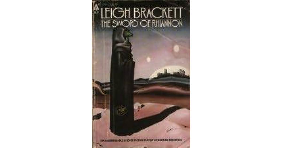 The Sword of Rhiannon by Leigh Brackett