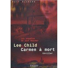 Carmen à Mort by Lee Child