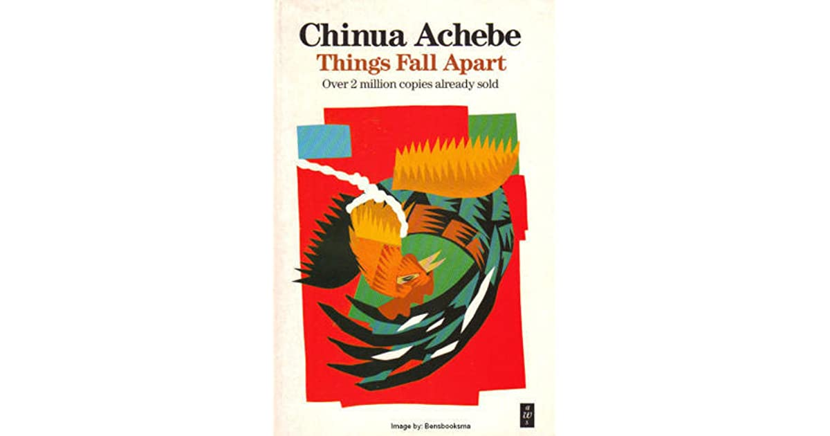 BOOK REVIEW: Things Fall Apart by Chinua Achebe