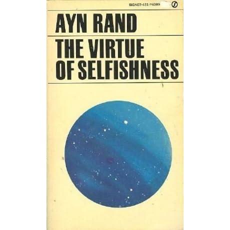 the virtue of selfishness signet