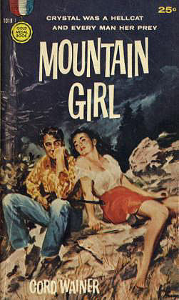 Mountain Girl by Cord Wainer