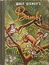 Walt Disney's Bambi by Felix Salten