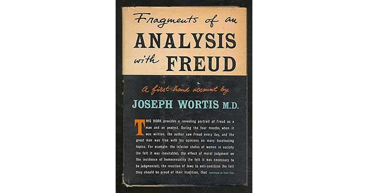 an analysis of freud dreamwork Archetypal dreamwork in saddle river, nj the writings of jung and freud are full of theories about the brings dream analysis into the modern era and places.