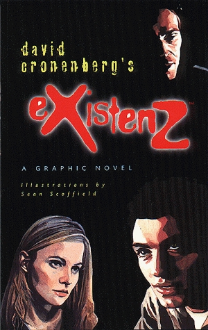 Existenz: A Graphic Novel