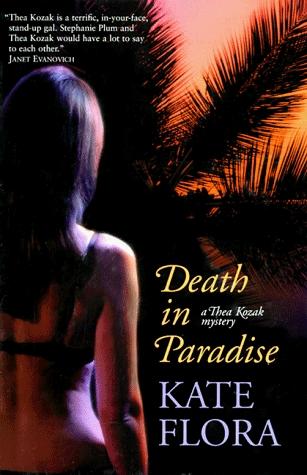Death in Paradise (Thea Kozak, #5)