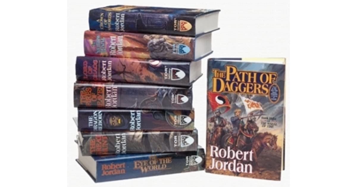 The Wheel Of Time Boxed Set By Robert Jordan