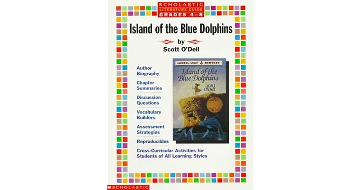 Island Of The Blue Dolphins By Scholastic Inc