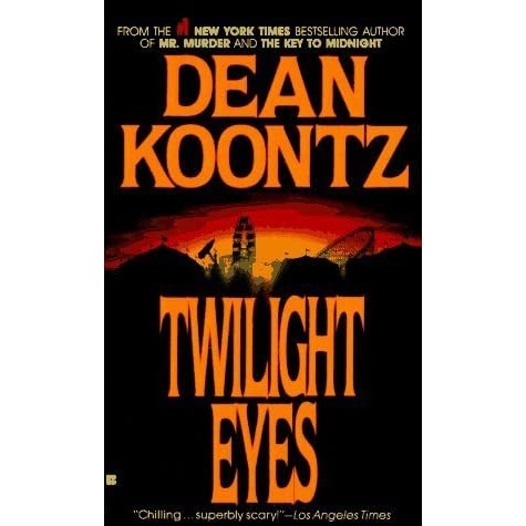 a comparison of the key to midnight and winter moon the two novels written by dean koontz It's adapted from a series of novels by british author  in comparison,  prolific author dean koontz's frankenstein novel series has already conquered the.