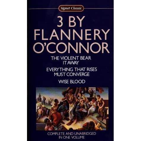 aspects of psychology in flannery o'connor's Psychological grotesque demonstrates that when these paradoxical facets of   flannery o'connor's the violent bear it away is a complex novel that pulls the.