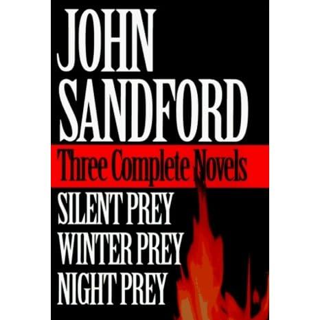 Silent Prey Winter Night By John Sandford