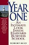 Year One: An Intimate Look Inside Harvard Business School