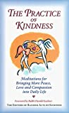 The Practice of Kindness: Meditations for Bringing More Peace, Love, and Compassion Into Daily Life