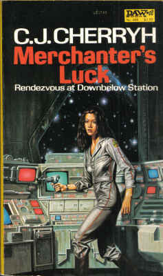 Merchanter's Luck (Company Wars, #2)